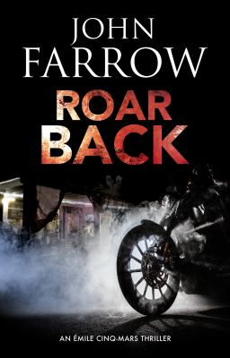 Roar back Book cover