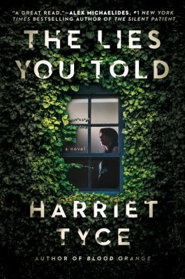 The lies you told Book cover