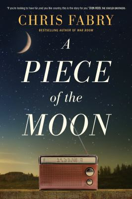 A piece of the moon Book cover
