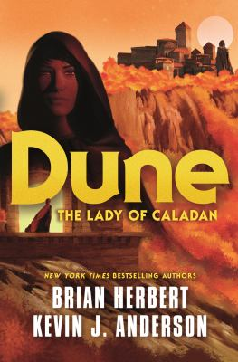 The lady of Caladan Book cover