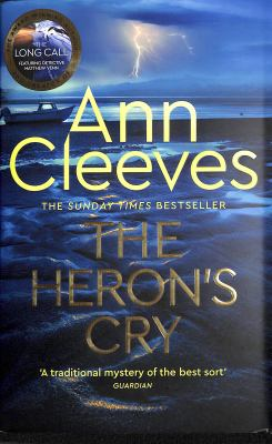 The heron's cry Book cover