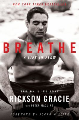 Breathe : a life in flow Book cover